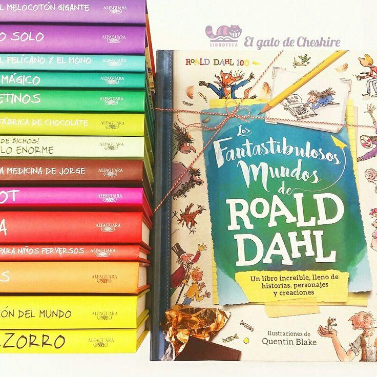 ¿Y si hubiera un libro lleno de ideas geniales, queridos personajes y coloridas ilustraciones,  inspirado en las mágicas y disparatadas historias de Roald Dahl? Descubrirás cartas raras de personajes peculiares,  curiosas fotografías de objetos extraños y sensacionales recortes de periódicos sobre sucesos maravillosos. Además el 10% va destinado a organizaciones benéficas.  El libro tiene 59 páginas con un montón de sorpresas.  PVP: 22€
