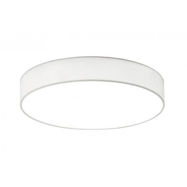 Trio Leuchten LUGANO Deckenleuchte LED Weiß 621912401