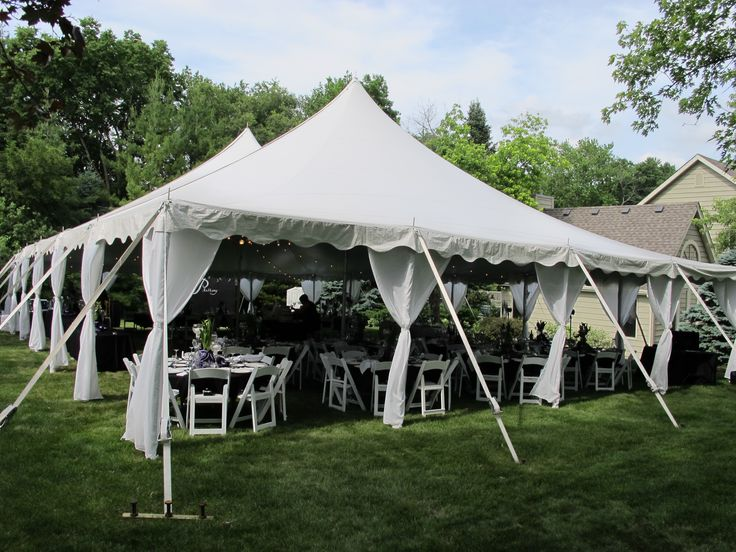 Wedding Pole Tent Lighting Wedding tent drapes & 105 best Tents images on Pinterest | Tent Tents and Pergolas