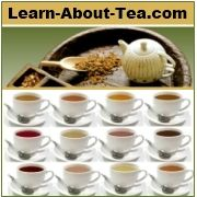 Learn about tea and discover delicious blends, health benefits, brewing tips, herbal teas, how to host tea parties...