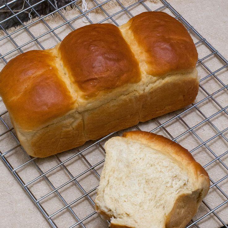 Ett otroligt luftigt, fluffigt och gott bröd med ursprung i Japan.