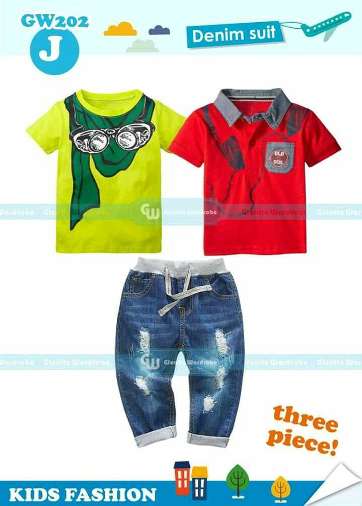 GG087 GW202J Setelan 3piece Elmo Merah Hijau Size 2th 3th 5th 6th 7th Rp 148.000 (ready)