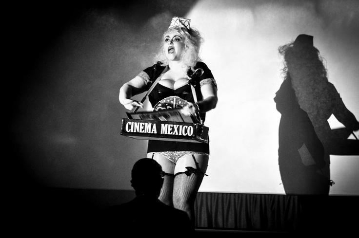 Valeria Rocky Horror Picture Show!
