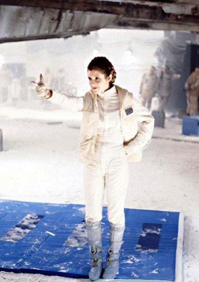 Archives : images rares du tournage de Star Wars   Konbini France
