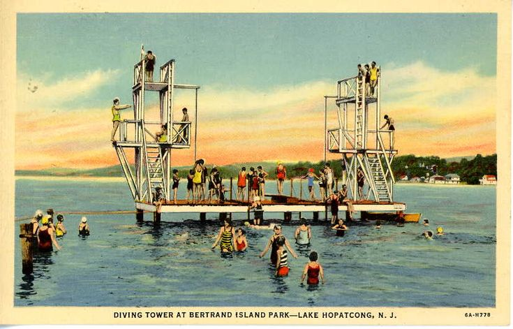 Lake Hopatcong State Park. Growing up was easy...weekends were spent at the lakes, either Hopatcong or Greenwood.