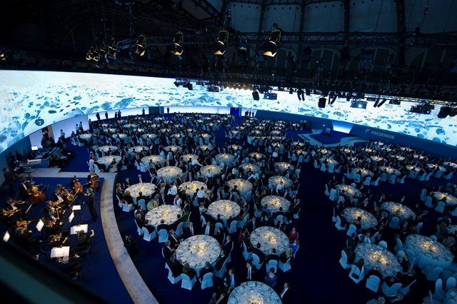 On the occasion of its centennial anniversary, global health care corporation Fresenius invited 1200 selected guests to an exclusive gala celebration at the Festhalle in Frankfurt am Main, Germany. The set up of the mediatecture was designed as a 160 meters long circular screen, providing the architectural framework for the event and the canvas for the 360 degree projection of the main show. m box created all visual media content for the event under the creative lead of Elsa Wormeck. The ...