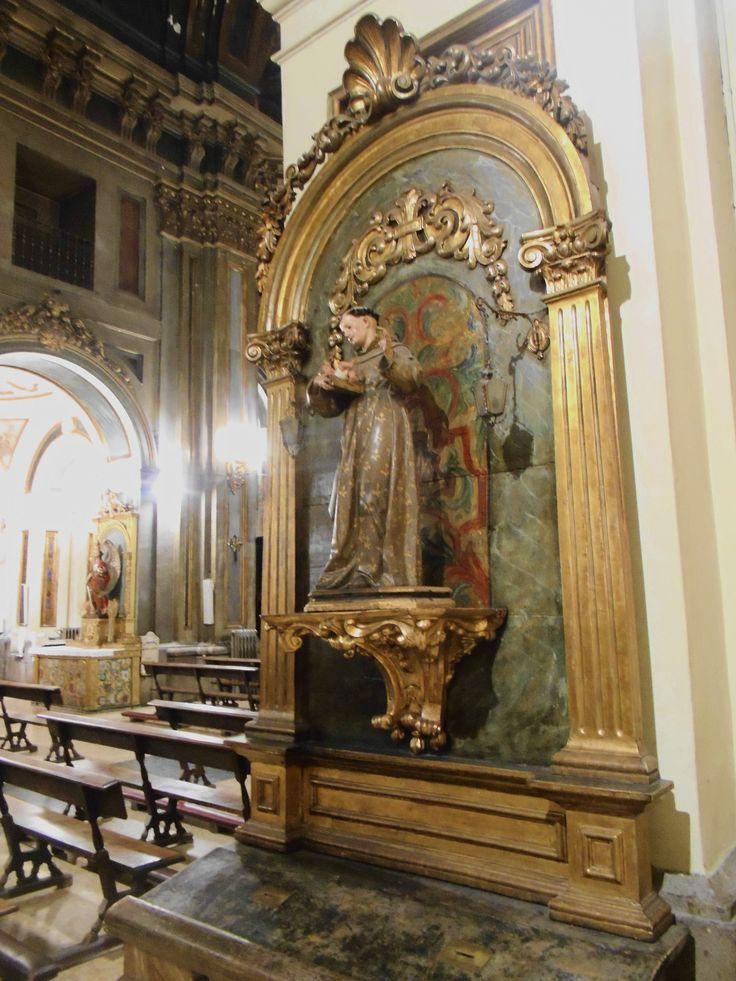 Retablo de Pedro El Ermitaño predicando la Primera Cruzada