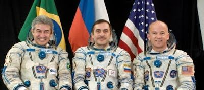 O astronauta brasileiro Marcos Pontes narra o treinamento que teve na R�ssia