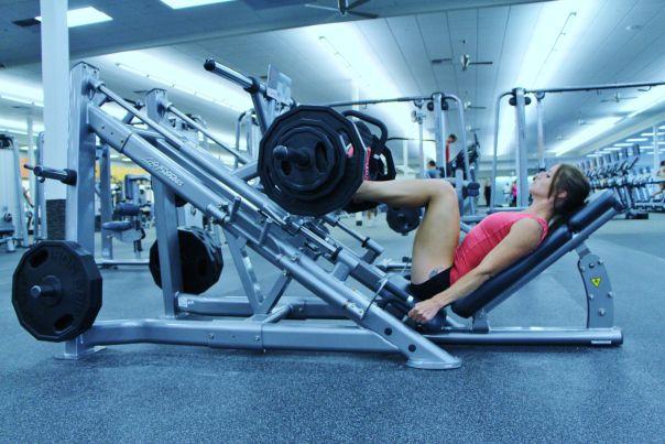 Weight Machines 101 – Leg Machines – Complete Leg Exercises – (Part 2)