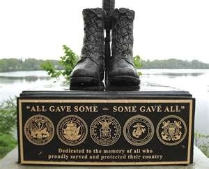All gave some - Some gave ALL patrotism