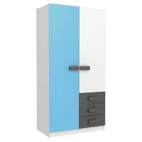 27 best armarios roperos para dormitorio images on - Muebles roperos baratos ...