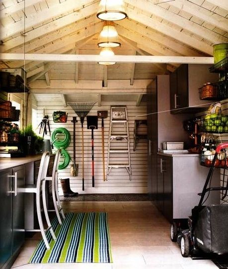 Garage Interior Ideas: 17 Best Ideas About Garage Interior On Pinterest