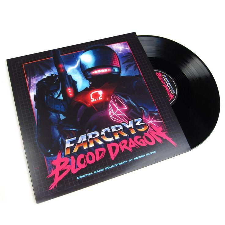 Power Glove: Far Cry 3 - Blood Dragon (Free MP3) Vinyl 2LP – TurntableLab.com