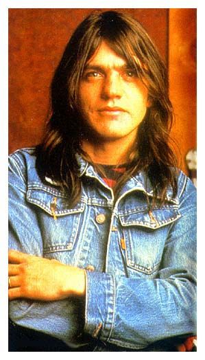 MY AC DC Malcolm young