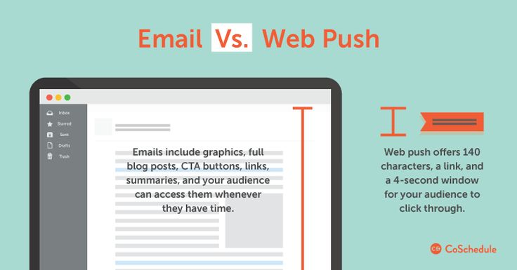 Why You Should Use Web Push To Reach Your Email Marketing Haters