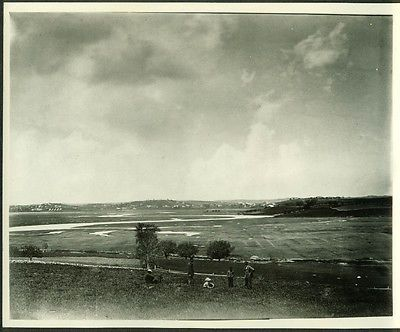 Panorama of Old Winthrop Massachusetts 8x10 photo from glass plate ca 1900 #6