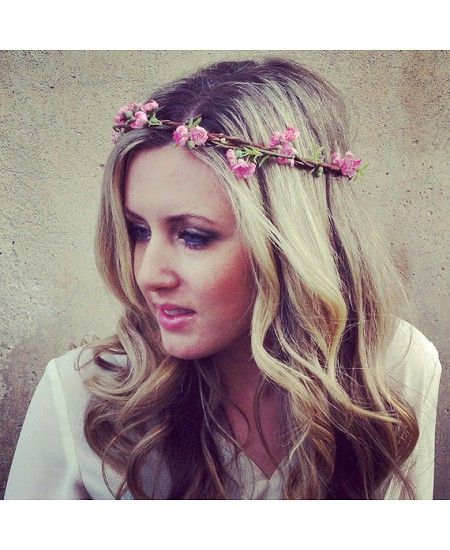 10 of the Best: Flower Crowns under $20! - dropdeadgorgeousdaily.com