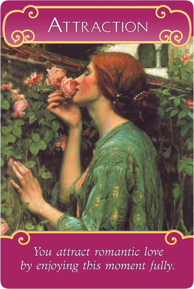 今回のブログでは少し趣向を変えて、#ロマンスエンジェルオラクルカード に登場する芸術作品をメインにカードの紹介をしています。 #Attraction  #引き寄せる のカードのイメージは、ジョン・ウィリアム・ウォーターハウスの「バラの魂(The Soul of Rose)」。このカードの他3点紹介していますので、是非遊びにきてください✨  どうやって好きな人に振り向いてもらえるかということに心を砕くよりも、笑顔になる楽しい時間を過ごすことに集中すれば、自然とあなたの望む結果がついて来るよ、というのがロマンスエンジェルからのアドバイス✨  #ジョンウィリアムウォーターハウス #バラの魂 #オラクルカード #JohnWiliamsWaterhouse #TheSoulOfRose