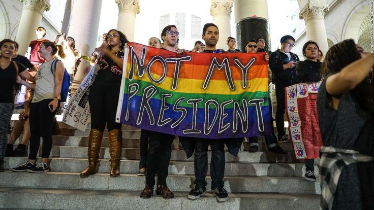 LGBT groups condemn Trump's religious liberty executive order - CNNPolitics.com