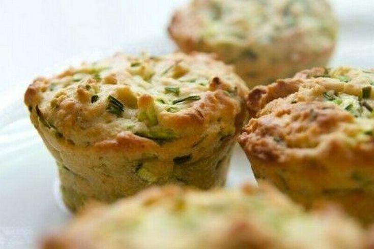 Muffin alle verdure. Succulenti muffin ripieni di verdure di stagione, leggeri…