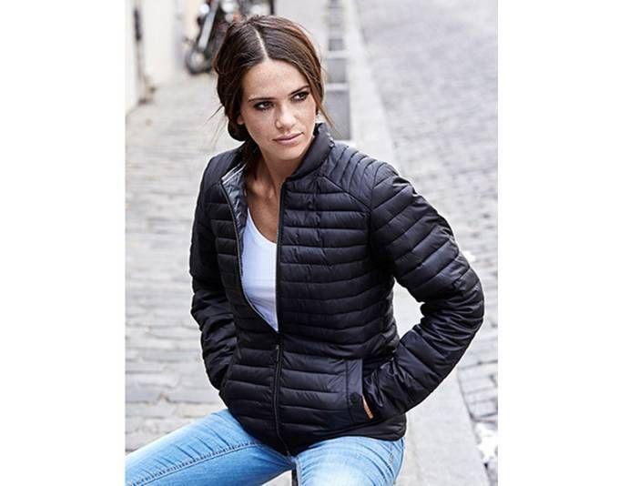 TEE JAYS Ladies Milano Jacket Daunenjacke Damen ,Größe: L, Farbe: Black Jetzt bestellen unter: https://mode.ladendirekt.de/damen/bekleidung/jacken/daunenjacken-und-steppjacken/?uid=fc639d0e-be00-5fa3-ae53-e537d7e2eebe&utm_source=pinterest&utm_medium=pin&utm_campaign=boards #steppjacken #daunenjacken #bekleidung #jacken Bild Quelle: de.allyouneed.com
