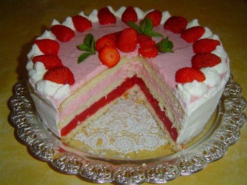Kage til Børnefødselsdagen