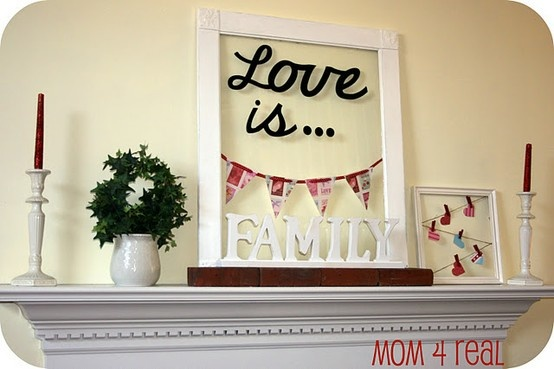 Love is...family