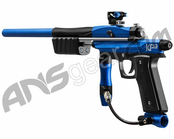 Azodin KP3 Kaos Pump Paintball Gun