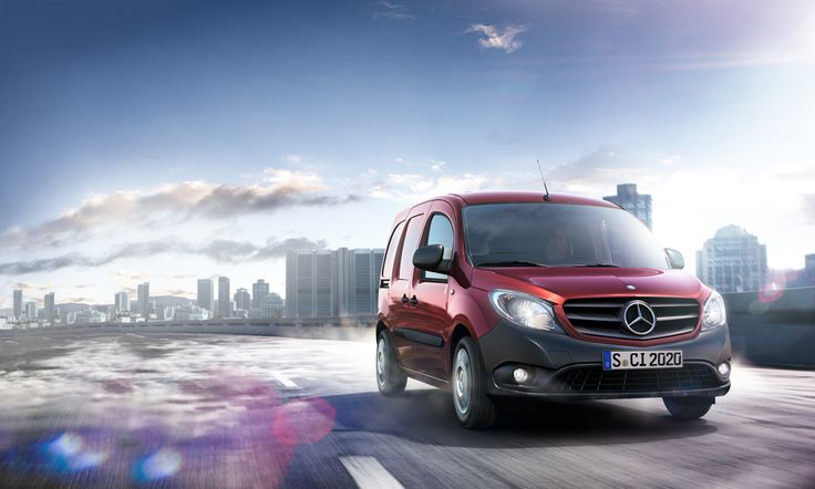 The new Citan. Ready for action. - Mercedes-Benz.com