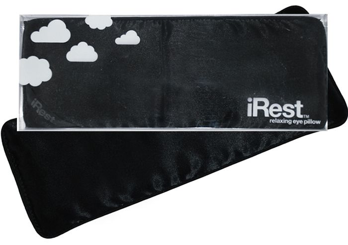 iRest Relaxing Eye Pillow - Perfect gift for a new mum, needing to catch up on sleep during the day.