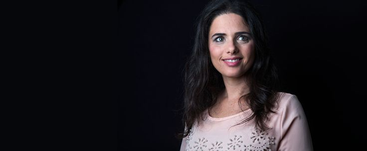 A Conversation With Ayelet Shaked, Israel's Firebrand Minister of Justice