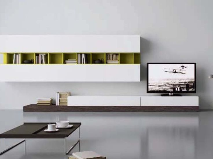 Moderne Wohnwand Style | 426 Best Tv Wall Units Images On Pinterest Tv Wall Units Tv