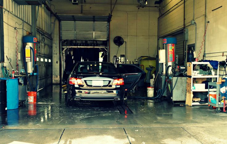 Enjoy a free car wash with every service appointment