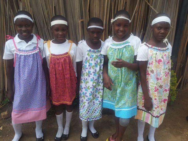Pillowcase Dresses For Africa 21 Best Little Dresses For Africa Images On Pinterest  Pillow Case