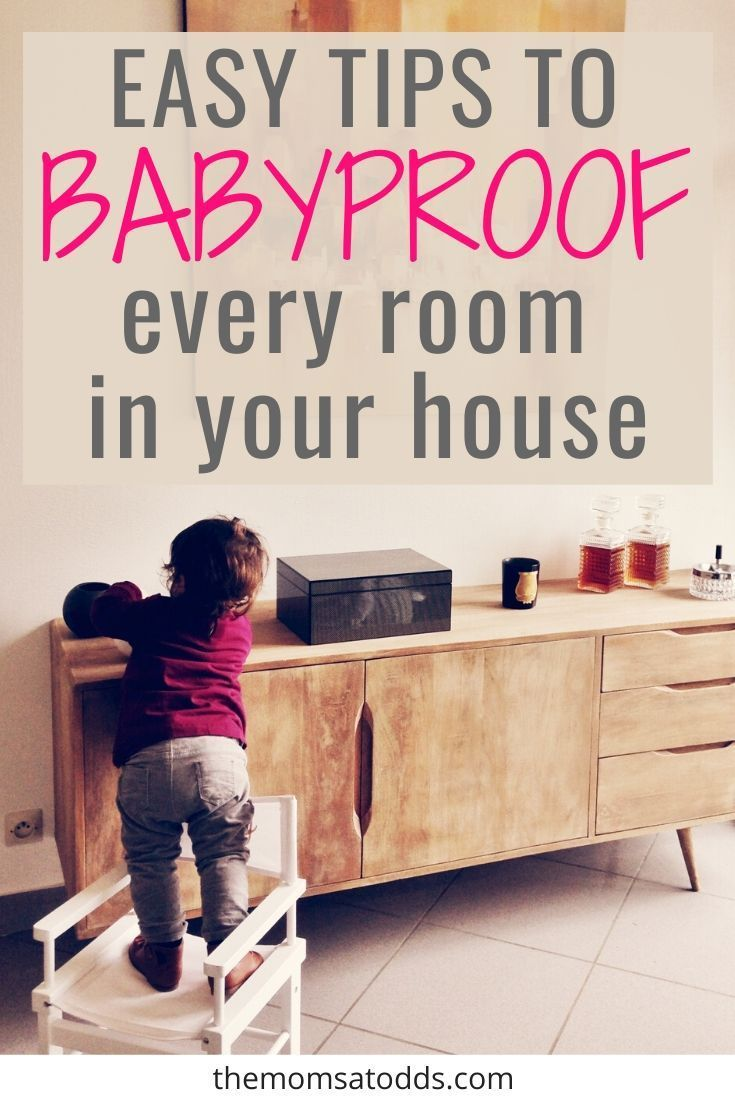 The Best Mom S Guide To Babyproofing Function Style Practicality Parenting Hacks New Baby Products Baby Hacks