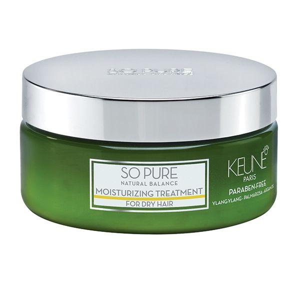 Masca de par naturala cu continut de ulei de argan, ulei de palmarosa, extract de seminte de Moringa, care ajuta parul degradat, deshidratat sau poros.