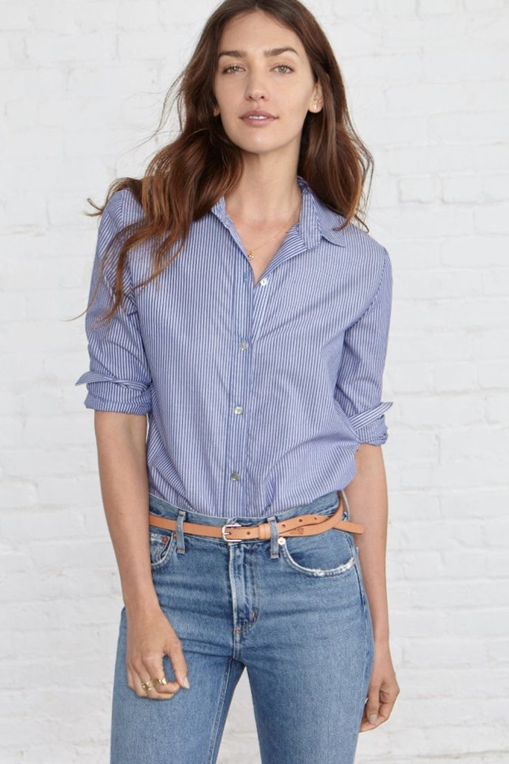 Terry Long Sleeve Shirt