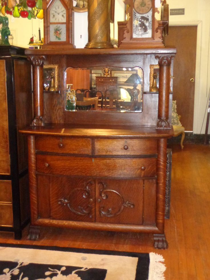 36 best Antique sideboards images on Pinterest
