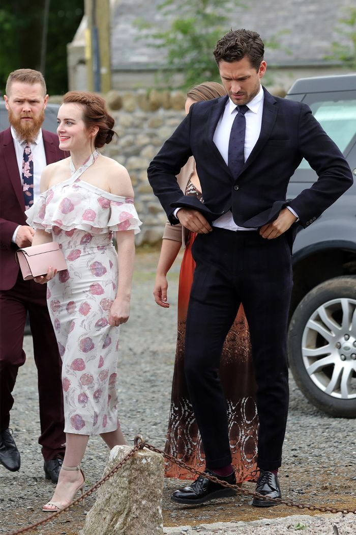 What The Coolest Guests Wore To This Game Of Thrones Wedding Pretty Dresses Fashion Celebs