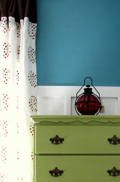 Bright And Fun Western Room - traditional - kids - other metro - The Virginia House