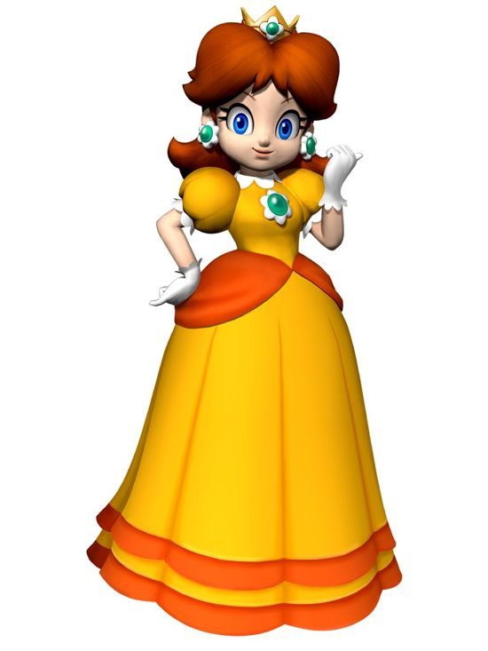 Princess Daisy (Super Mario) #supermario