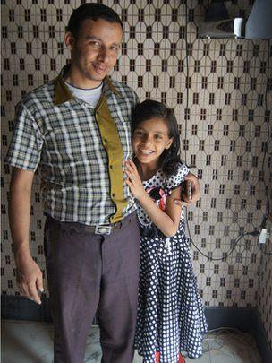 Girl's online plea highlights plight of Yemen's child brides. Nada al-Ahdal and her uncle, Abdulsalam al-Ahdal