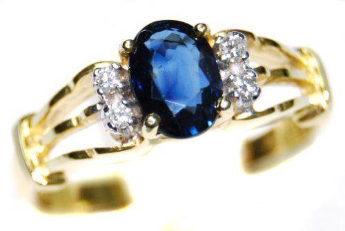 Unique Diamond Solitaire Blue Sapphire Ring 18K Yellow Go... https://www.amazon.com/dp/B00CDO4CG4/ref=cm_sw_r_pi_dp_pvyFxb5Z7XC3Y