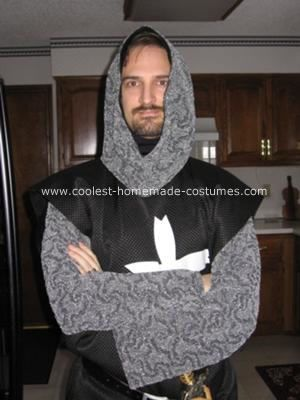 Coolest Medieval Crusader Halloween Costume | Pants, Gray ...