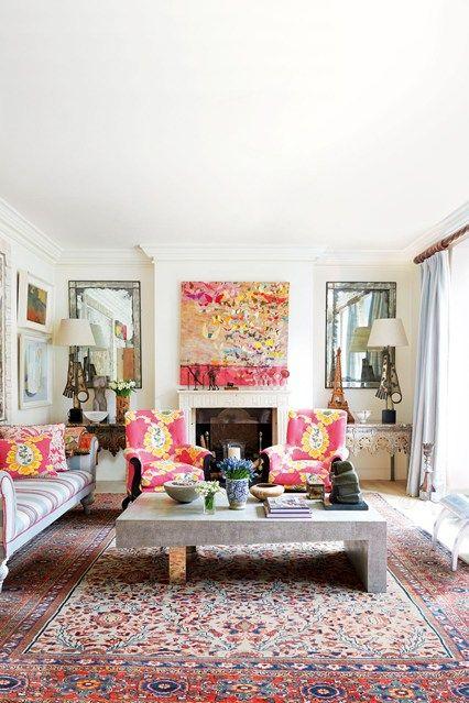 Inside the homes of interior designers