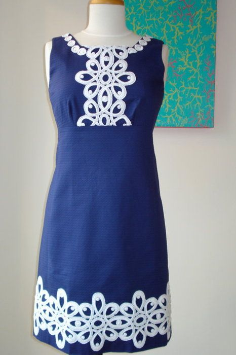 another great bid day dress!