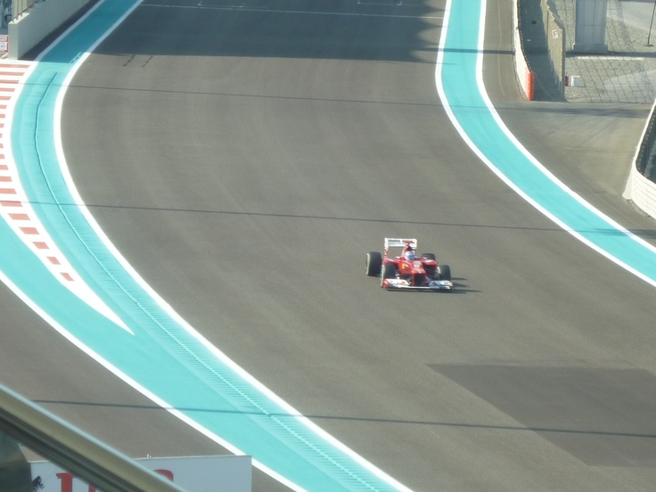 Formula 1 Race Day - Abu Dhabi