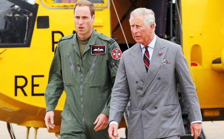 Zijne Koninklijke Hoogheid Prins William is al op vaderschapsverlof, hoewel er nog geen baby te bekennen is. Hij is zo lekker gewoon gebleven.