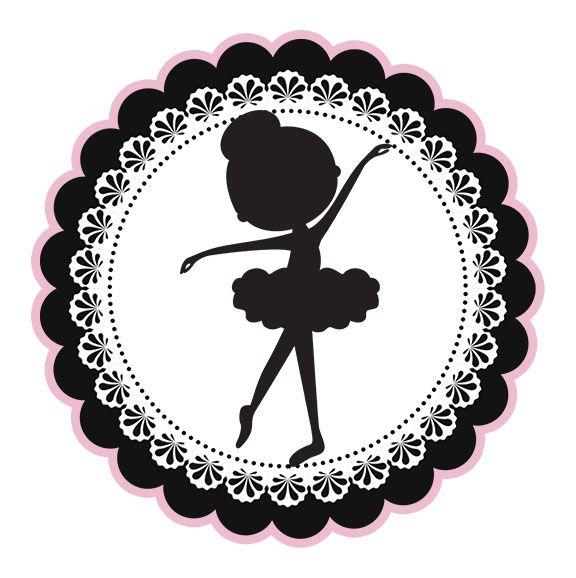 балерина картинка для печати на торт эр-хотин