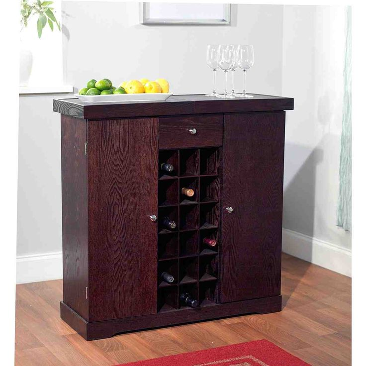 Tms Wine Storage Cabinet
